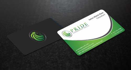 Pride Management Group Business Cards and Stationery  Draft # 285 by Dawson