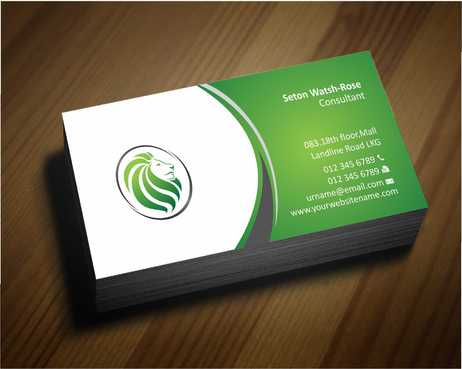 Pride Management Group Business Cards and Stationery  Draft # 288 by Dawson