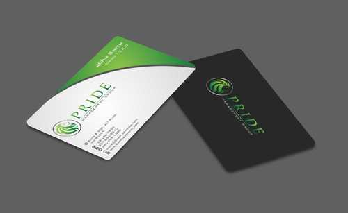 Pride Management Group Business Cards and Stationery  Draft # 303 by Dawson