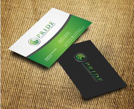 Pride Management Group Business Cards and Stationery  Draft # 312 by Dawson
