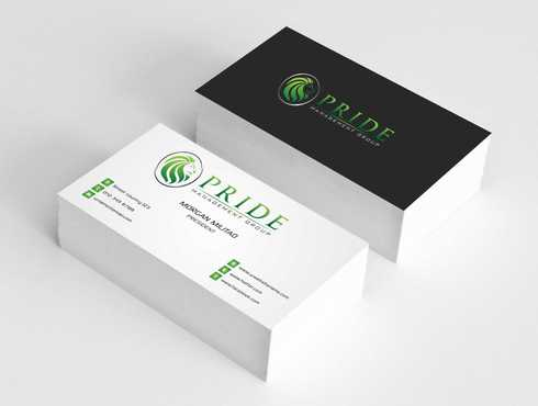 Pride Management Group Business Cards and Stationery  Draft # 316 by Dawson