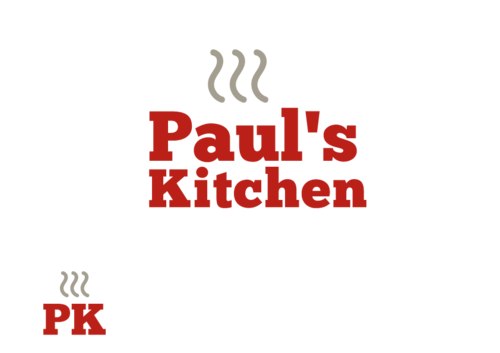 Paul's Kitchen and PK A Logo, Monogram, or Icon  Draft # 70 by berg91
