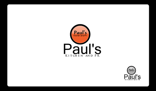 Paul's Kitchen and PK A Logo, Monogram, or Icon  Draft # 92 by LongliveUS