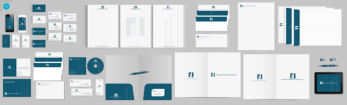 Powers Advisory Group LLC Business Cards and Stationery  Draft # 418 by aheadpoint