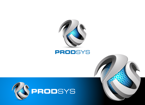 ProdSys A Logo, Monogram, or Icon  Draft # 88 by juindhar
