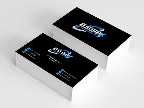 Essex Consulting Business Cards and Stationery  Draft # 289 by Dawson
