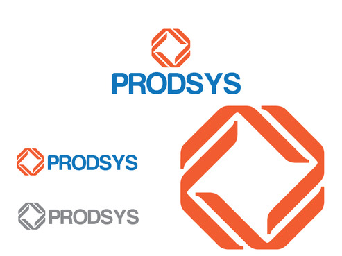 ProdSys A Logo, Monogram, or Icon  Draft # 184 by Kr8ivedesign