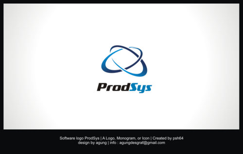ProdSys A Logo, Monogram, or Icon  Draft # 194 by agungdesgraf