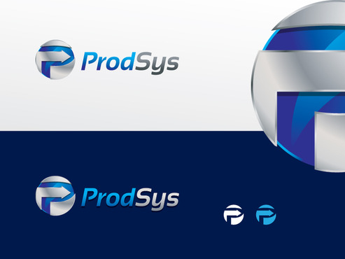 ProdSys A Logo, Monogram, or Icon  Draft # 199 by Kr8ivedesign