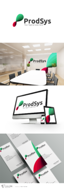 ProdSys A Logo, Monogram, or Icon  Draft # 215 by patrickpamittan