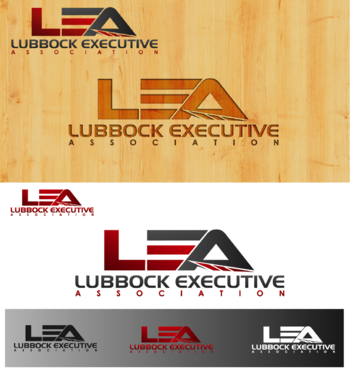 Lubbock Executive Association A Logo, Monogram, or Icon  Draft # 292 by RPMBdesign
