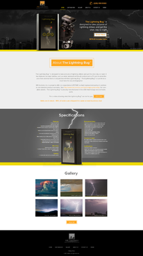 Update to our currnent site. Web Design  Draft # 49 by eggtyegg