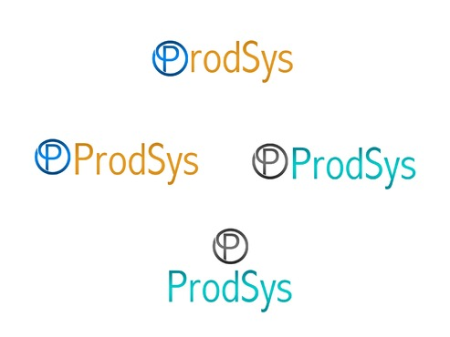 ProdSys A Logo, Monogram, or Icon  Draft # 293 by new01