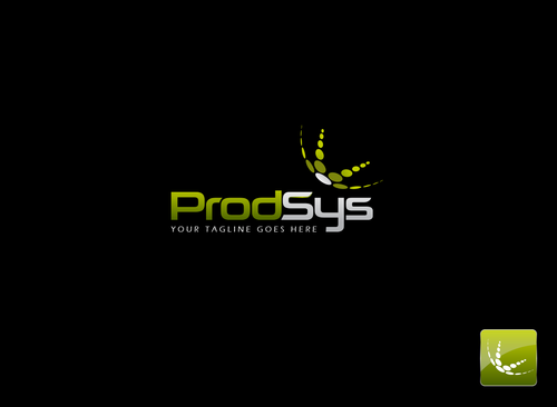 ProdSys A Logo, Monogram, or Icon  Draft # 294 by CreativeRhythm