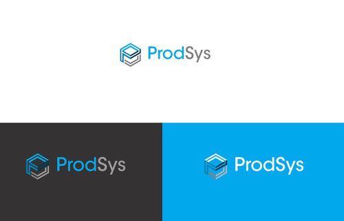ProdSys A Logo, Monogram, or Icon  Draft # 304 by RobertoB