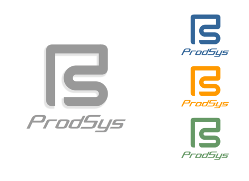 ProdSys A Logo, Monogram, or Icon  Draft # 330 by AutomataCreative