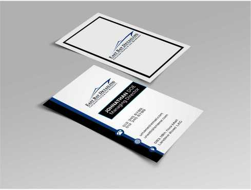 East bay detailing Business Cards and Stationery  Draft # 189 by Dawson