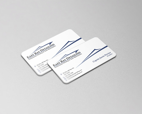 East bay detailing Business Cards and Stationery  Draft # 243 by cre8ivebrain