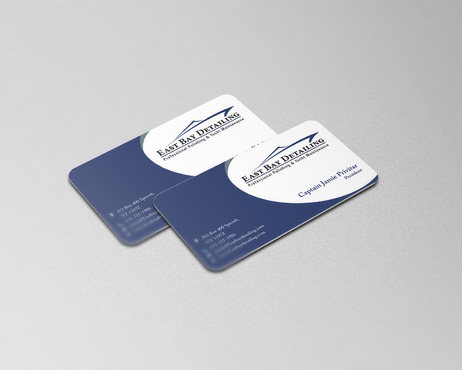 East bay detailing Business Cards and Stationery  Draft # 244 by cre8ivebrain
