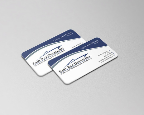 East bay detailing Business Cards and Stationery  Draft # 245 by cre8ivebrain