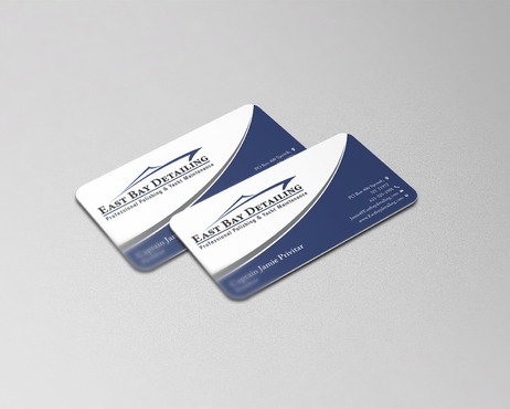 East bay detailing Business Cards and Stationery  Draft # 246 by cre8ivebrain