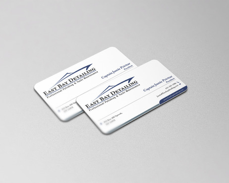East bay detailing Business Cards and Stationery  Draft # 247 by cre8ivebrain