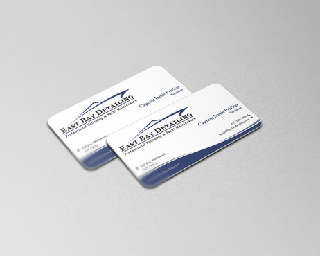 East bay detailing Business Cards and Stationery  Draft # 248 by cre8ivebrain