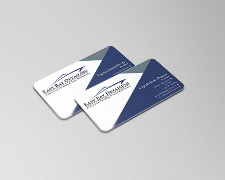 East bay detailing Business Cards and Stationery  Draft # 251 by cre8ivebrain