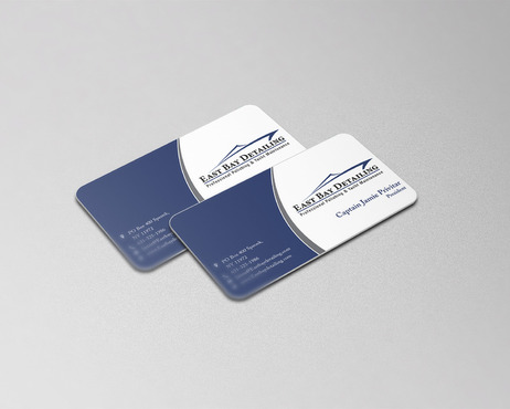 East bay detailing Business Cards and Stationery  Draft # 252 by cre8ivebrain