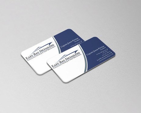 East bay detailing Business Cards and Stationery  Draft # 253 by cre8ivebrain