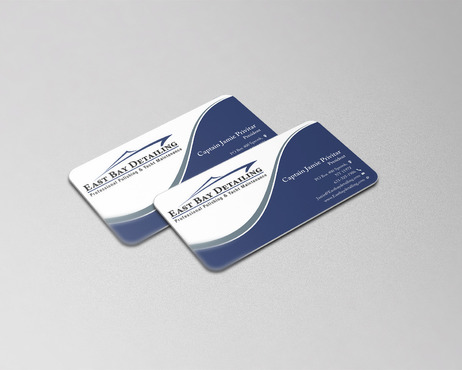 East bay detailing Business Cards and Stationery  Draft # 254 by cre8ivebrain