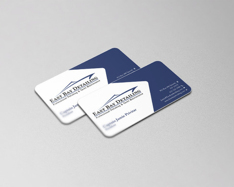 East bay detailing Business Cards and Stationery  Draft # 255 by cre8ivebrain