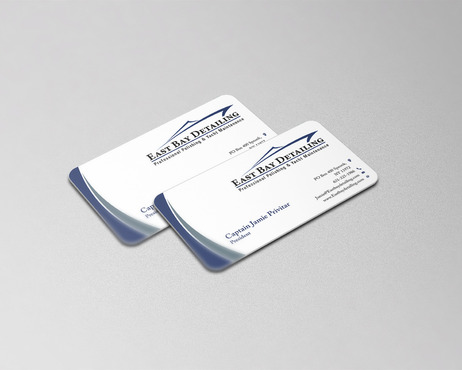 East bay detailing Business Cards and Stationery  Draft # 256 by cre8ivebrain