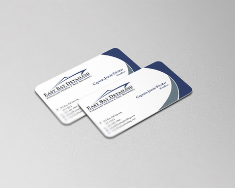 East bay detailing Business Cards and Stationery  Draft # 257 by cre8ivebrain