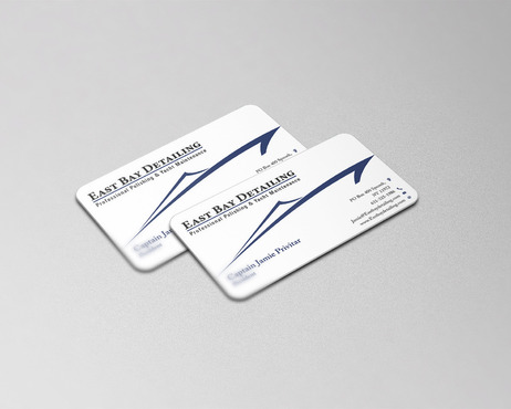East bay detailing Business Cards and Stationery  Draft # 259 by cre8ivebrain
