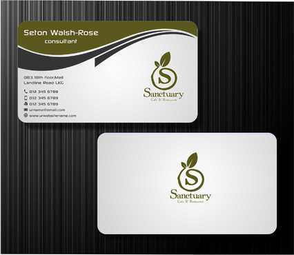 business cards Business Cards and Stationery  Draft # 303 by Dawson
