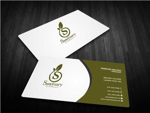 business cards Business Cards and Stationery  Draft # 315 by Dawson