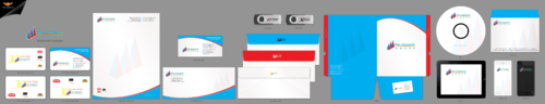 Win Chance Group Business Cards and Stationery Winning Design by einsanimation