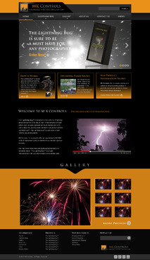 Update to our currnent site. Web Design  Draft # 62 by pixeldimension