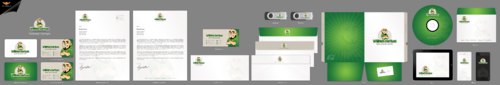 William Carlton Web Developer Business Cards and Stationery  Draft # 133 by einsanimation