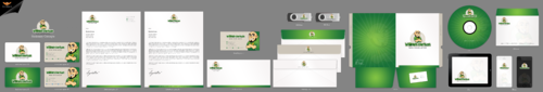 William Carlton Web Developer Business Cards and Stationery  Draft # 135 by einsanimation