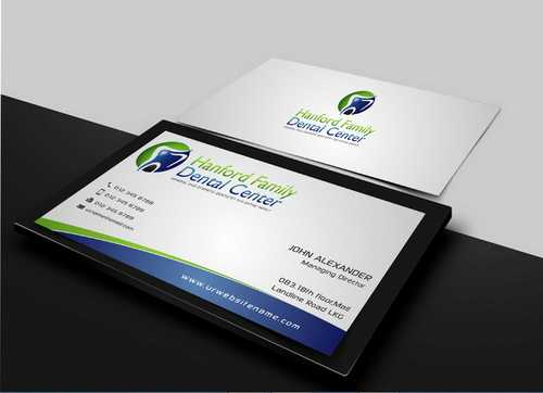 already has logo designed. uploaded Business Cards and Stationery  Draft # 127 by Dawson