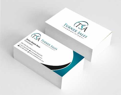 TSA Business Card Business Cards and Stationery  Draft # 141 by Dawson