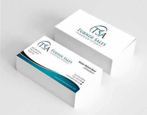 TSA Business Card Business Cards and Stationery  Draft # 148 by Dawson