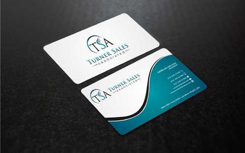 TSA Business Card Business Cards and Stationery  Draft # 167 by Dawson