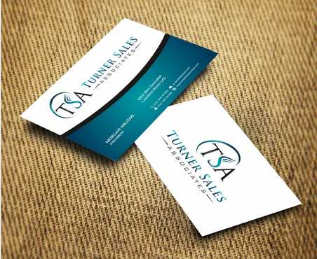 TSA Business Card Business Cards and Stationery  Draft # 170 by Dawson