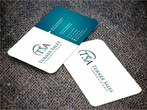 TSA Business Card Business Cards and Stationery  Draft # 171 by Dawson