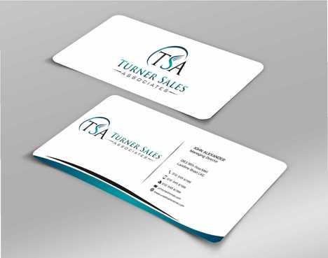 TSA Business Card Business Cards and Stationery  Draft # 174 by Dawson