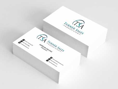 TSA Business Card Business Cards and Stationery  Draft # 175 by Dawson