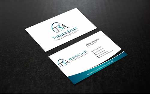 TSA Business Card Business Cards and Stationery  Draft # 178 by Dawson